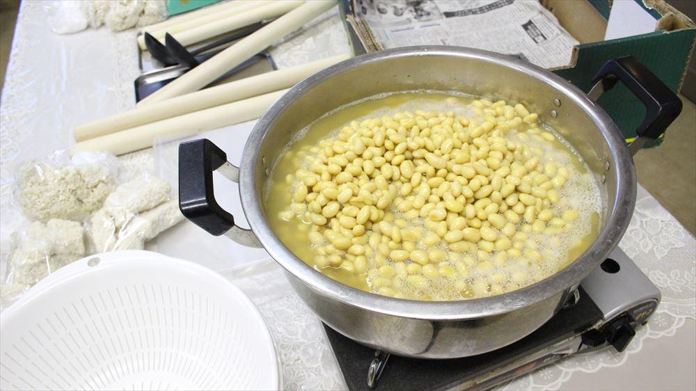青森県産大豆